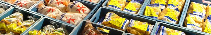 Kleinverpakte aardappelen van Jac van den Oord BV