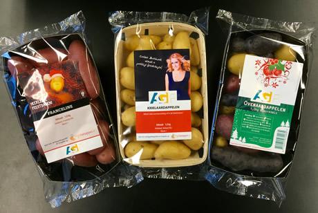 Jac van den Oord maakt labels en etiketten op maat en naar wens van de klant