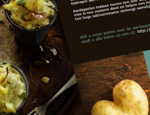 Potapas receptenboek ook online verkrijgbaar