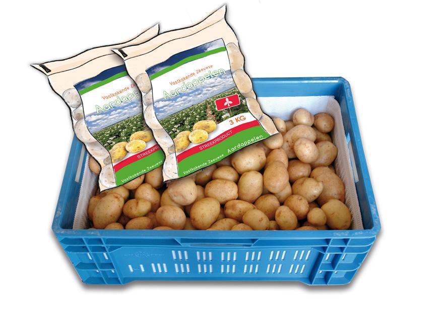 Jac van den Oord Potatoes - Sterk in maatwerk