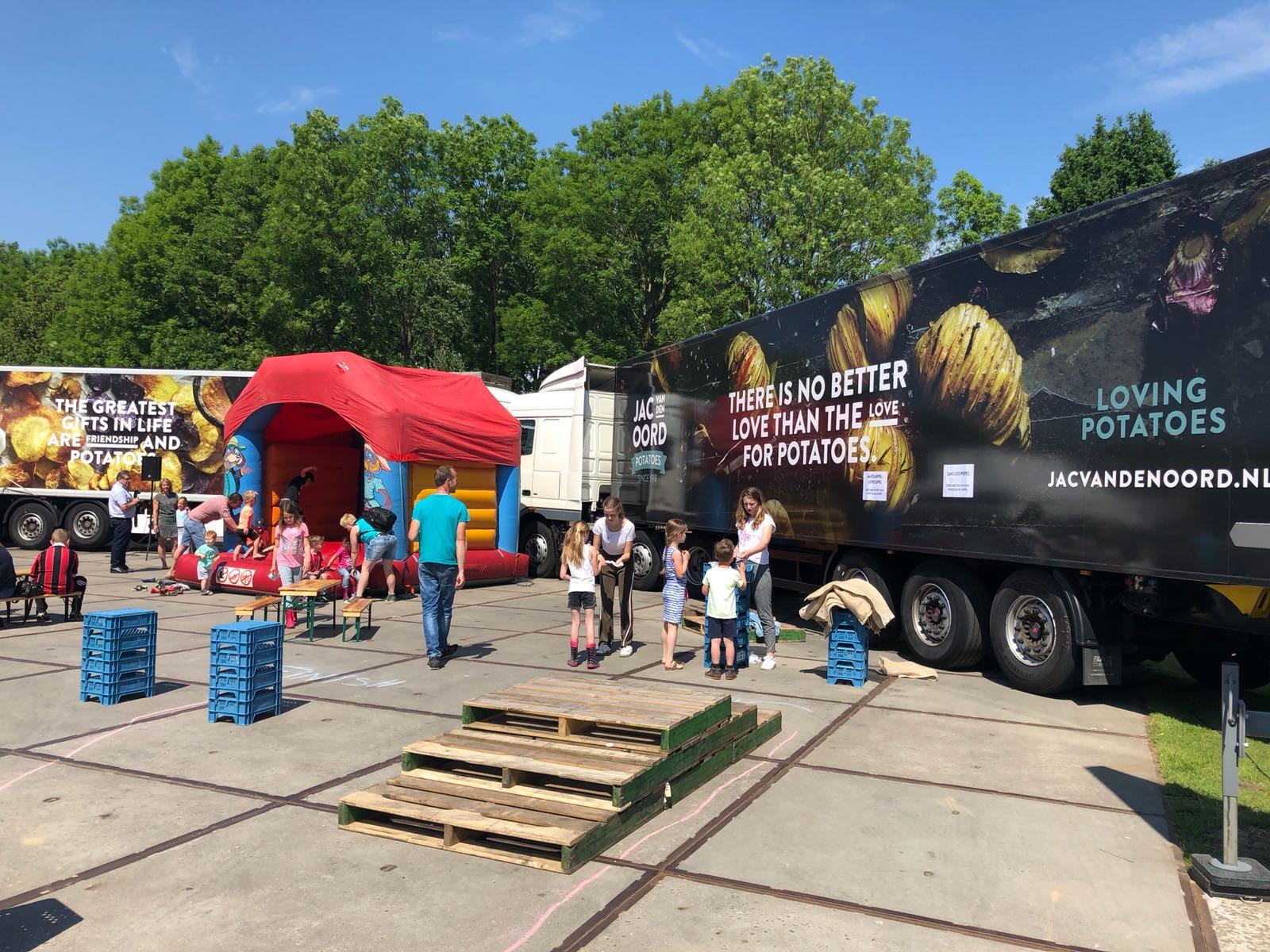 Open dag Jac van den Oord Potatoes was een groot succes!