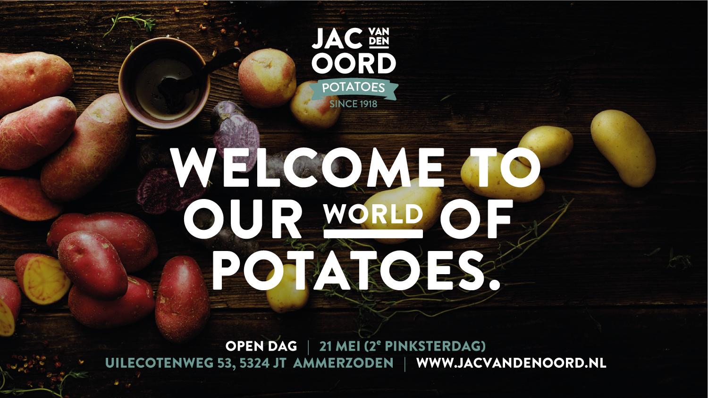 21 Mei 2018 - Open Dag Jac van den Oord Potatoes