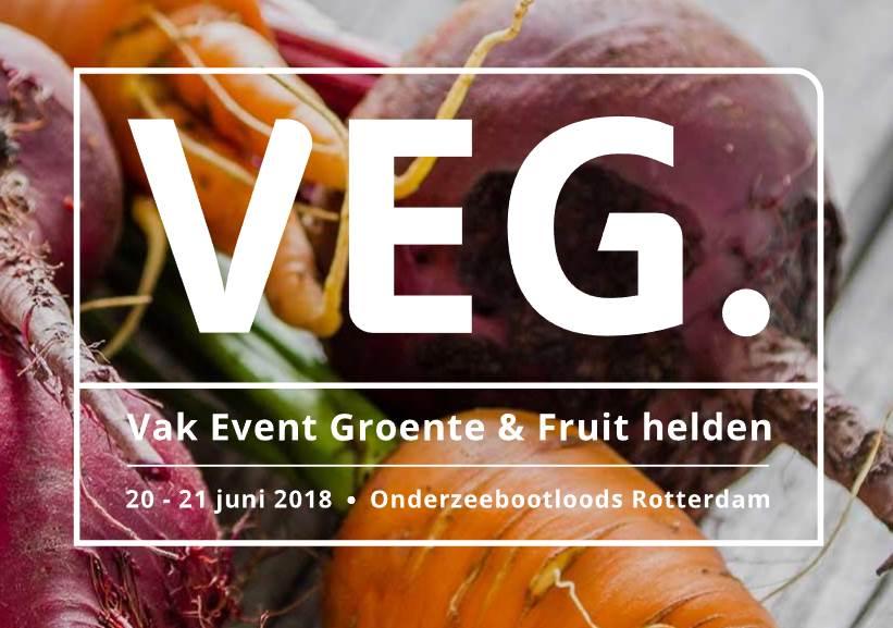 Jac van den Oord Potatoes is aanwezig op VEG.: stand 161
