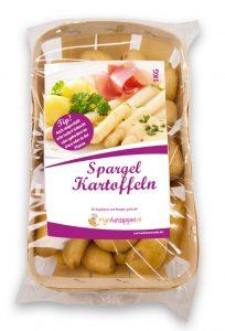Jac van den Oord Potatoes heeft weer Asperge-aardappelen in het assortiment