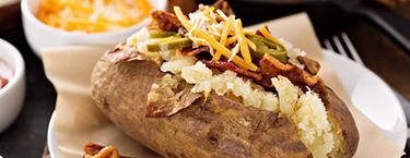 Grillers van Jac van den Oord Potatoes - Dé aardappelen voor Kumpir!