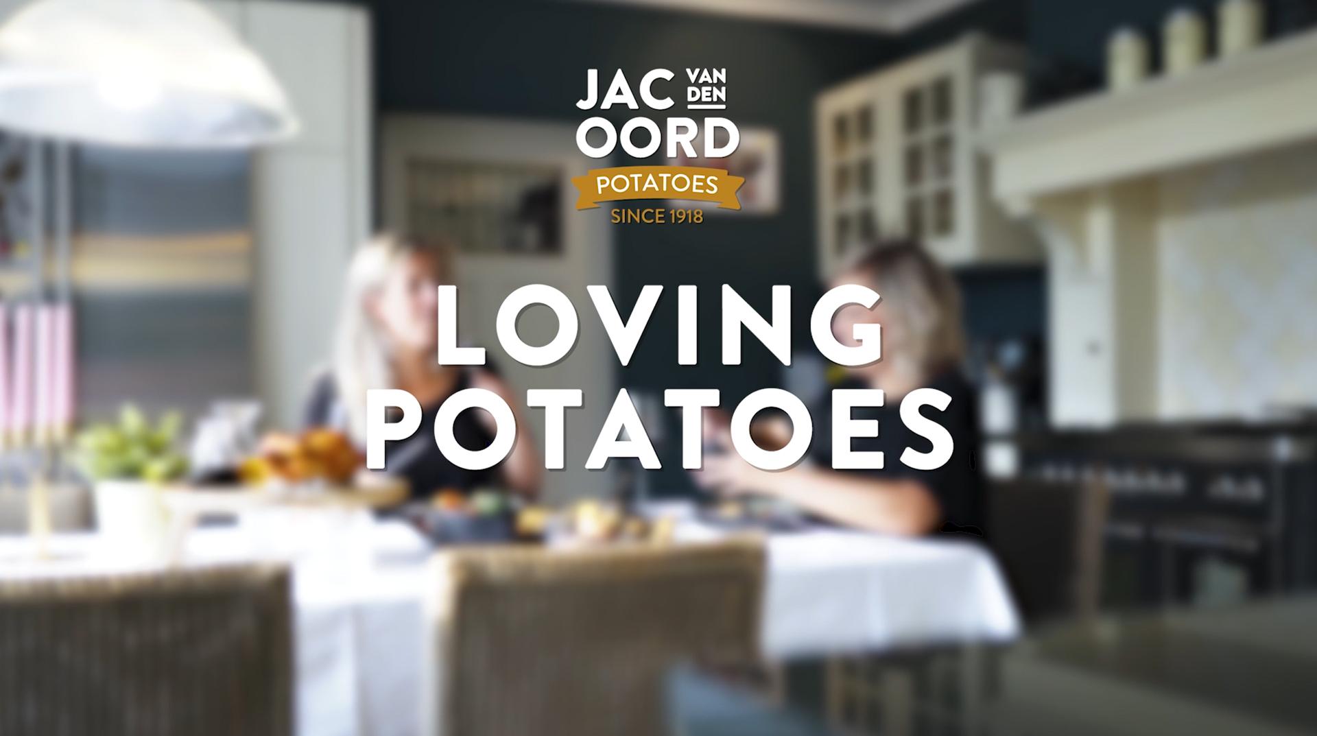 Kijk samen met Patty Poto binnen bij Jac van den Oord Potatoes