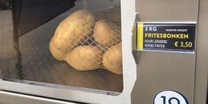 Agria Fritesbonken van Jac van den Oord Potatoes - onze aanrader!