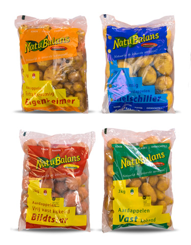 Natubalans Aardappelen van Jac van den Oord Potatoes