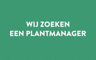 Jac van den Oord Potatoes heeft een vacature voor de functie van Plant / Operations Manager