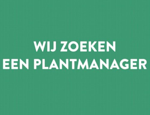 Loving Potatoes?! Vacature Plant Manager / Operations Manager